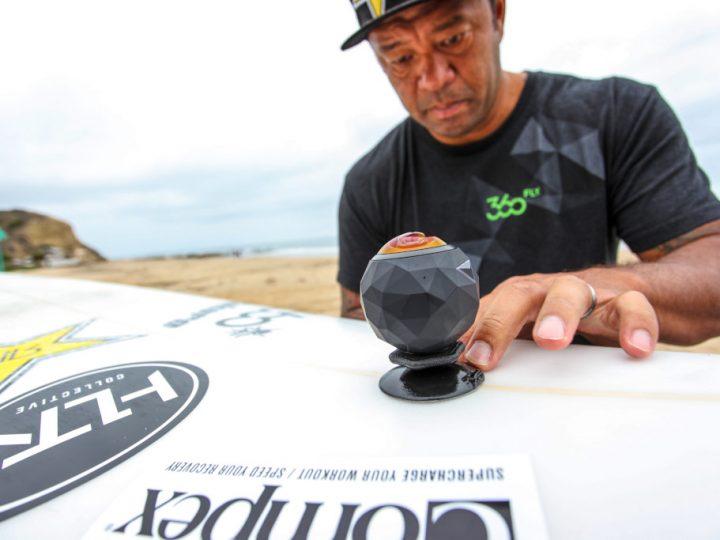 Nyt action-kamera med 360°-video og 4K fra 360Fly