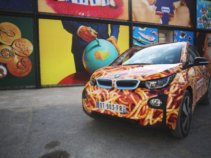 "Maurizio Cattelan neither creates a BMW Art Car nor ""art"""
