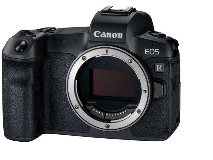 Canon præsenterer nyskabende EOS R system