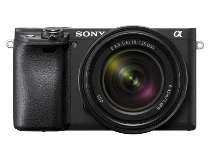 Sony lancerer spejlløst α6400-kamera med 'Real-time Eye Autofocus' og 'Real-time Tracking'