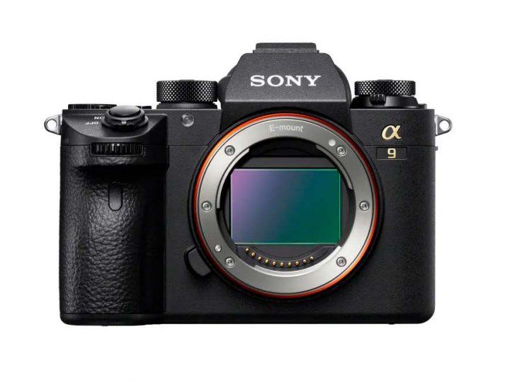 Sony opgraderer α9 via en stor softwareopdatering